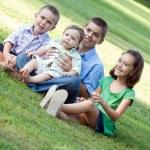 Happy Kids Together — Stock Photo #9240277