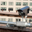 Royalty-Free Stock Photo: Urban Traffic Camera