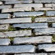 Stock Photo: Old SJuCobblestone