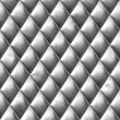 Diamond Cut Metal Pattern — Stock Photo