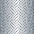 Seamless Diamond Plate Texture — Stock Photo #9241529