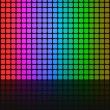 Rainbow Squares Grid Layout — Stock Photo #9241765