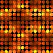 Glowing Dots Texture — Stock Photo