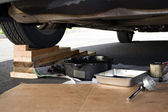 Car Maintenance and Repairs — Stock Photo