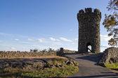 Castle Craig Tower — Stock Photo