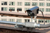 Urban Traffic Camera — Stock Photo