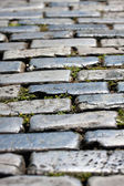 Old San Juan Cobblestone — Stock Photo