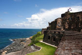 El Morro Fort — Stock Photo