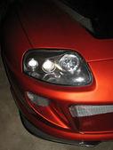Sports car detail — Stock Photo