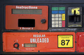 Gas Pump — Stock Photo