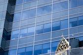 Modern Building Reflection — Stock Photo