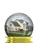 Real Estate Market Predictions — Stock Photo