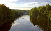 Farmington River — Stock Photo