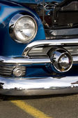 Classic Car Detail — Stock Photo