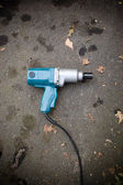 Impact Wrench — Stock Photo