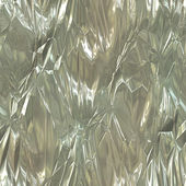 Wrinkled Tinfoil Texture — Stock Photo