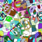 Rainbow abstract — Stock Photo
