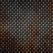 Rusty Carbon Fiber — Stock Photo