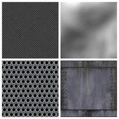 Modern Metals Collection — Stock Photo