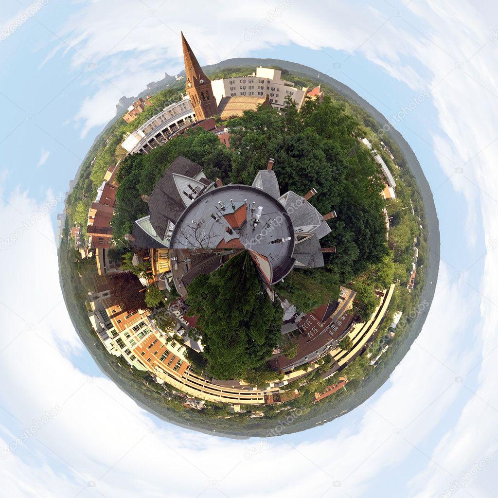 Как сделать панорамы 360