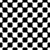 Geometric Networked Pattern — Stock Photo