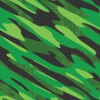 Green Camo Seamless Vector - Imagen vectorial