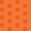 Vintage Wallpaper Vector Pattern — Stock Vector