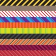 Stripes Variety Pack — Stockvektor