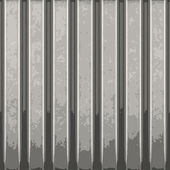 Corrugated Metal Vector — Stock Vector