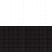 正方形グリッド ベクトル — ストックベクタ