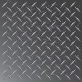 Worn Diamond Plate — Stock Vector