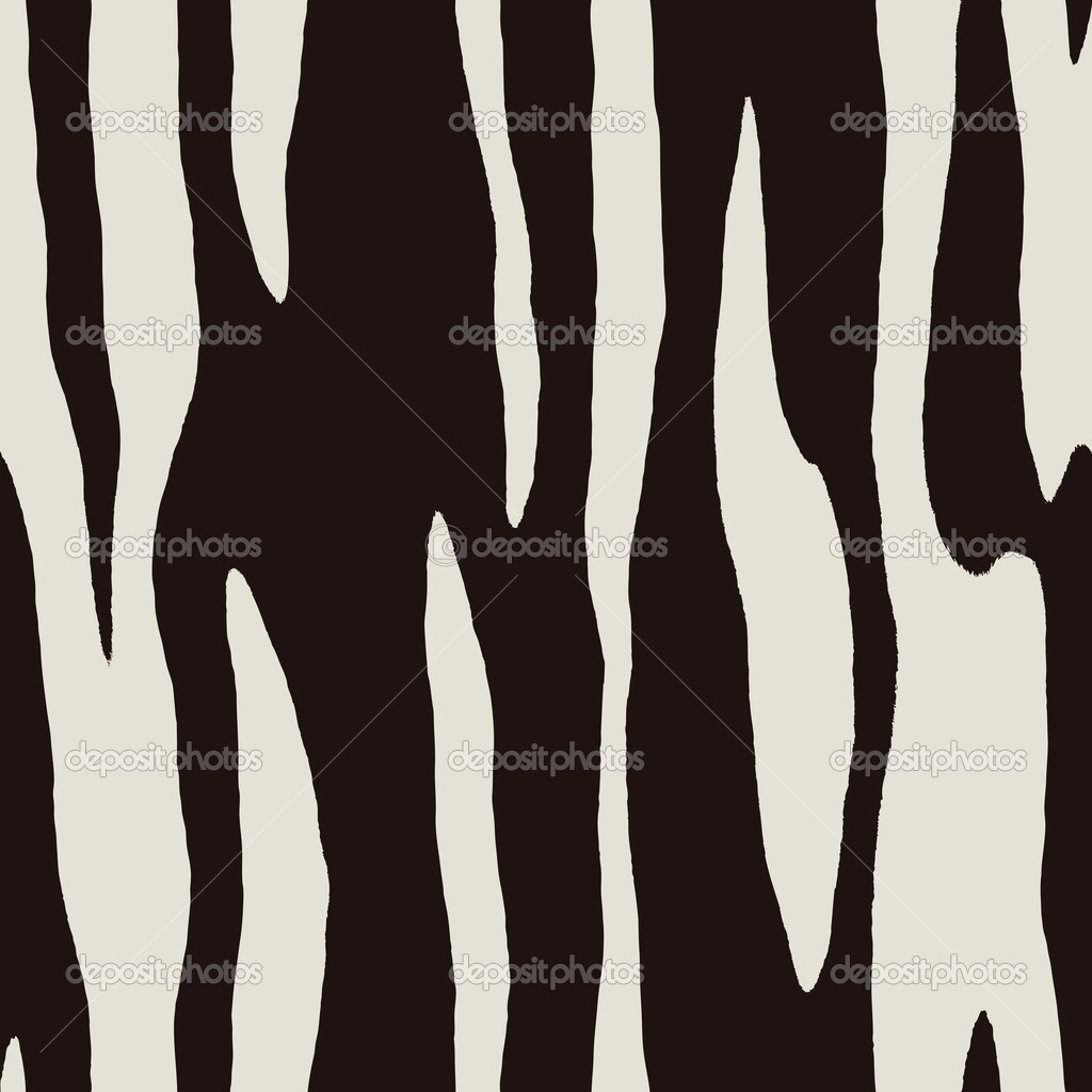 Zebra stripes pattern in black and white that works great as a background. — Stock Vector #9295646