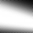 Halftone Dots Texture - Imagen vectorial