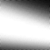 Textura de puntos de semitono — Vector de stock