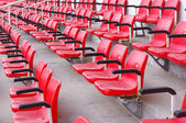 Red Seat — Stock Photo