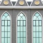 Church exterior — Stock Photo #8100671