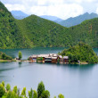 China Lijiang Lugu Lake — Stock Photo