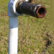 Stock Photo: Water pipe