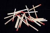 Matches — Stockfoto