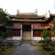 Stock Photo: Traditional asian building