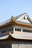 Asian building — Stock Photo