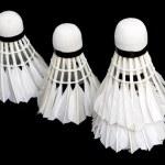 Badminton — Stock Photo