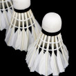 Badminton — Stockfoto