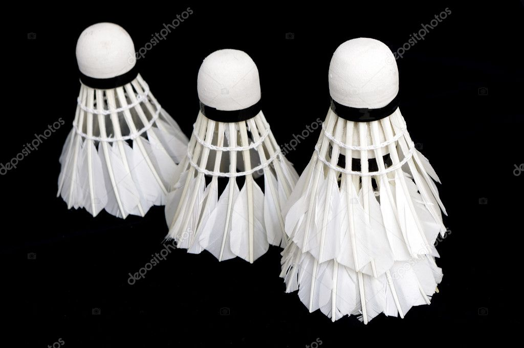 Badminton — Stock Photo #9120842