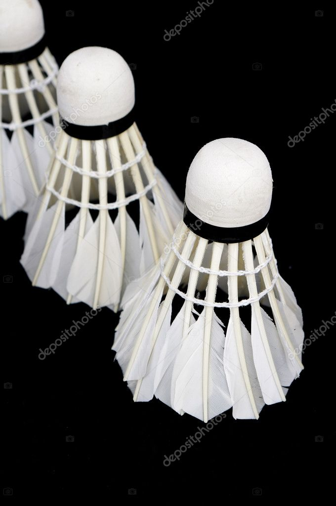 Badminton — Stock Photo #9120846