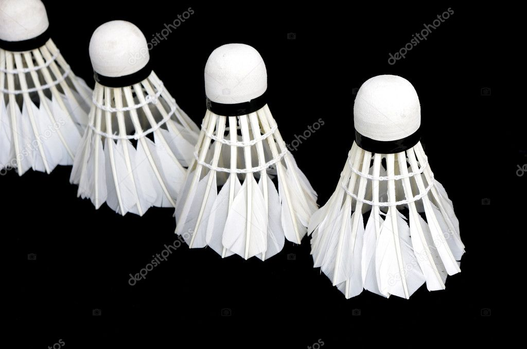 Badminton — Stock Photo #9120850