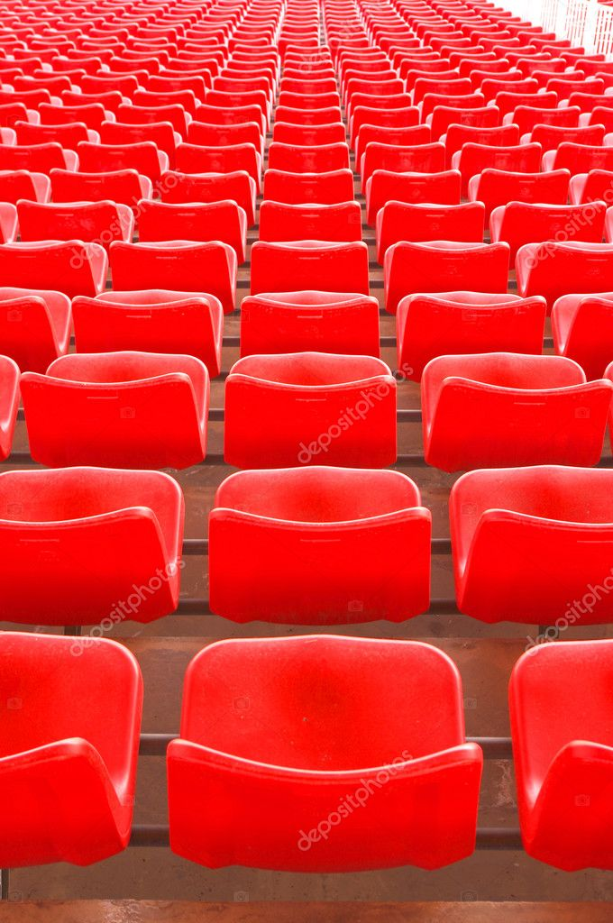 Stadium seating  Stock Photo #9120955