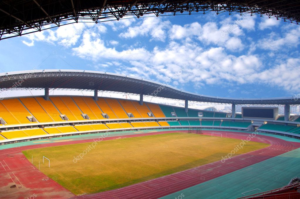 Stadium — Stock Photo #9120994