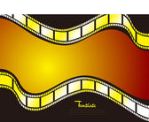 Film background — Stock Vector
