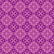 Pink fun seamless pattern - Stockvectorbeeld